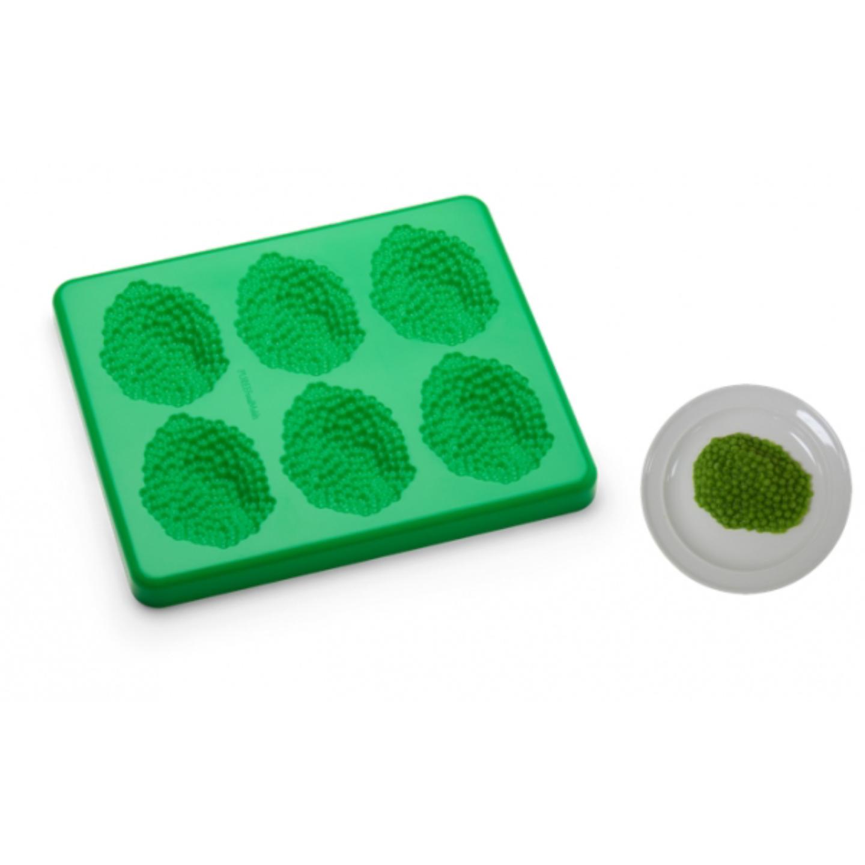 Silicon Puree Peas Mould