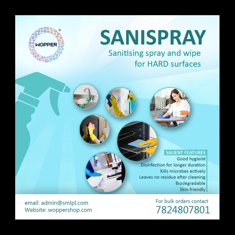 WOPPER SANISPRAY - 1 Kg