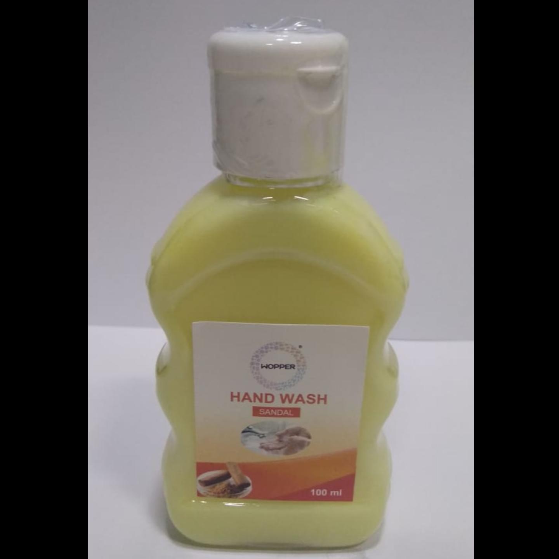 Wopper HW - Hand Wash Liquid 100 ml x 10 Nos