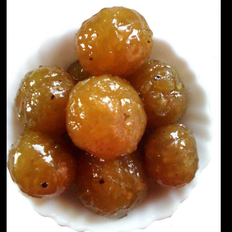 nalAmudhu Premium Whole Amla Preserved in Honey