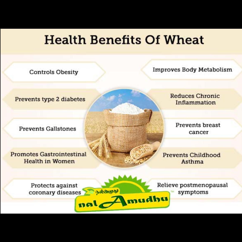 nalAmudhu Organic Wheat Nature Cookies