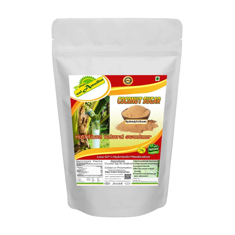 nalAmudhu Premium Coconut Sugar  Thennai Sakkarai