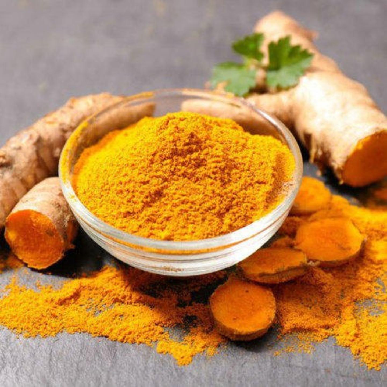 nalAmudhu Kasturi Manjall Podi Wild Turmeric Powder Herbal Face Pack Powder