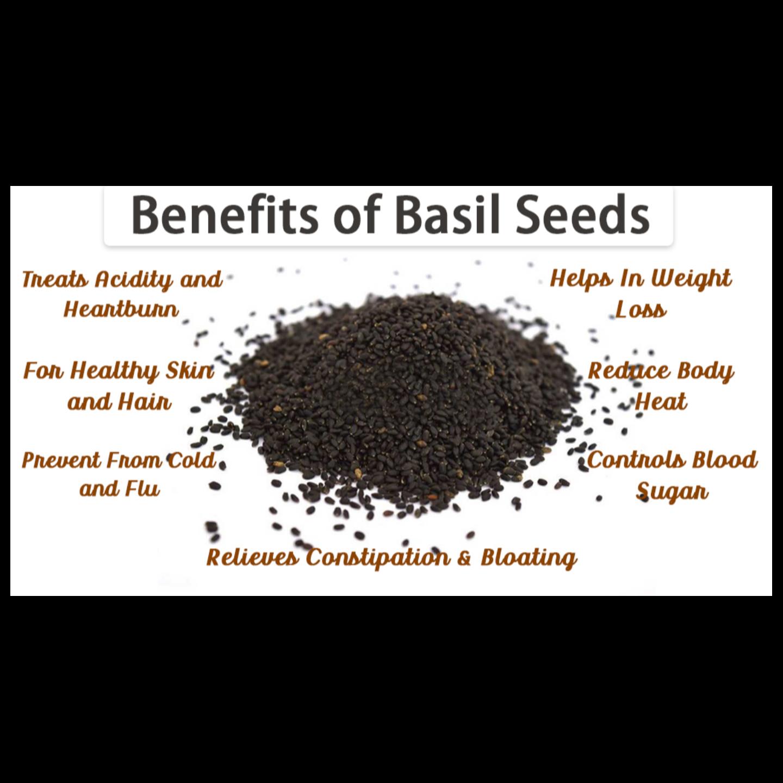nalAmudhu Sabja | Sweet Basil Seed