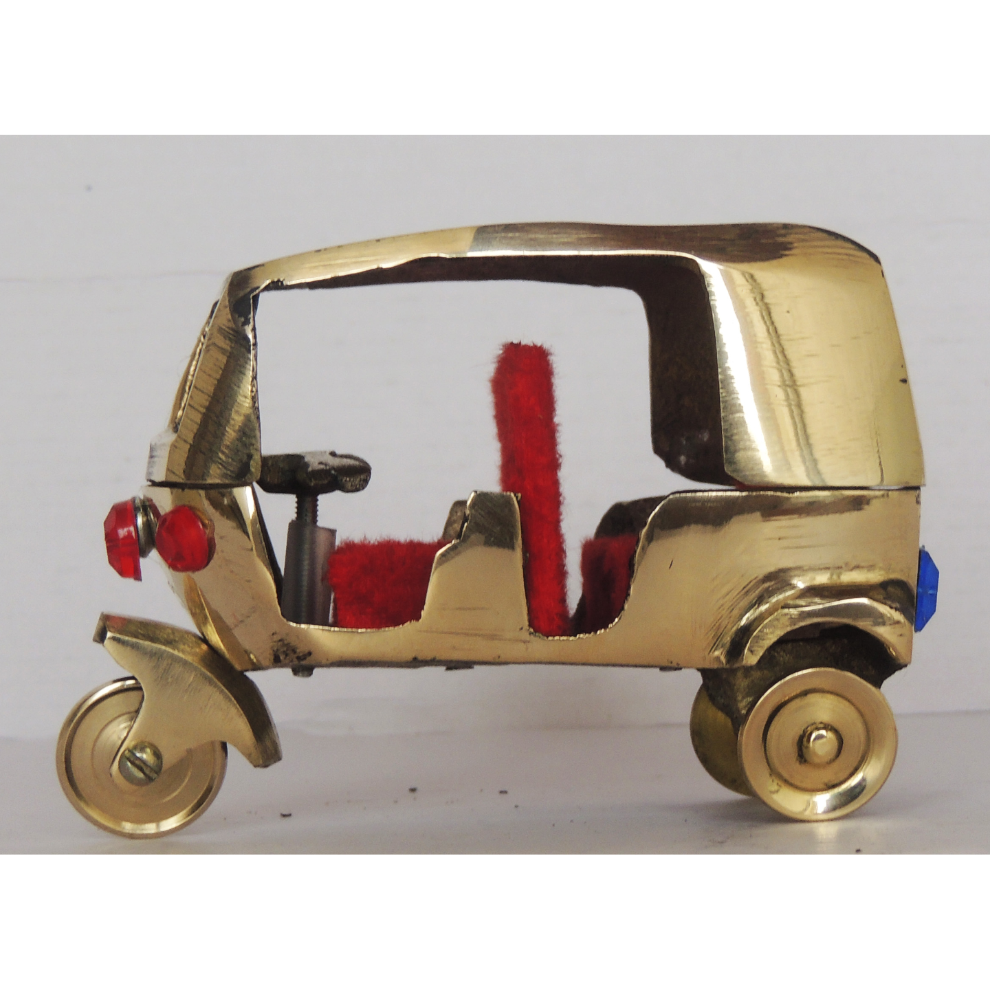 Brass Small Auto for Children Playing - 4x2.1x2.8 Inch  Z254 A