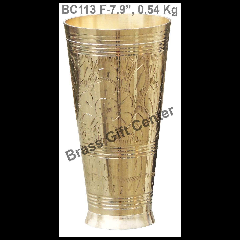 Lassi Glass Brass - 950 ml BC113 F