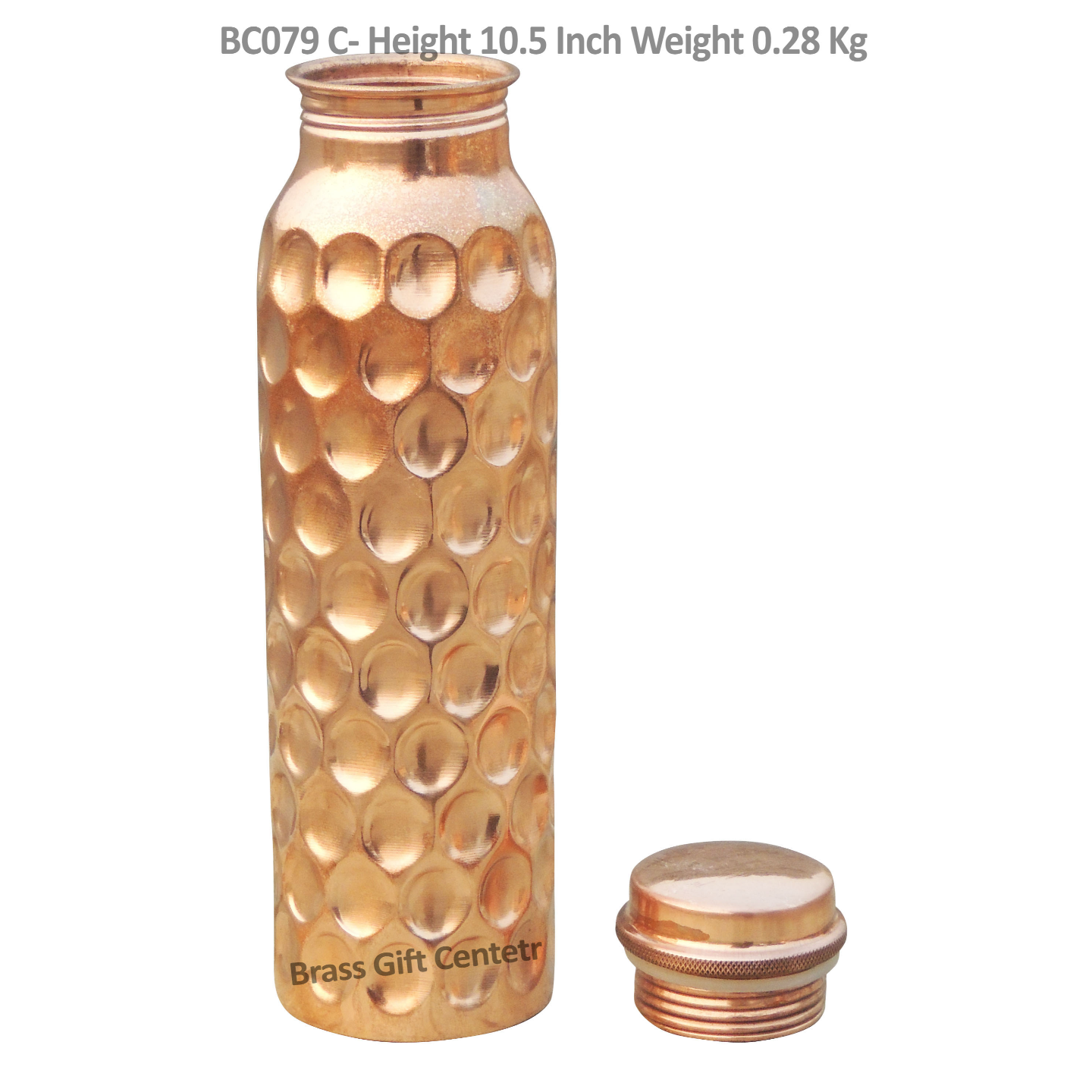 Copper Bottle Diamond BC079 C