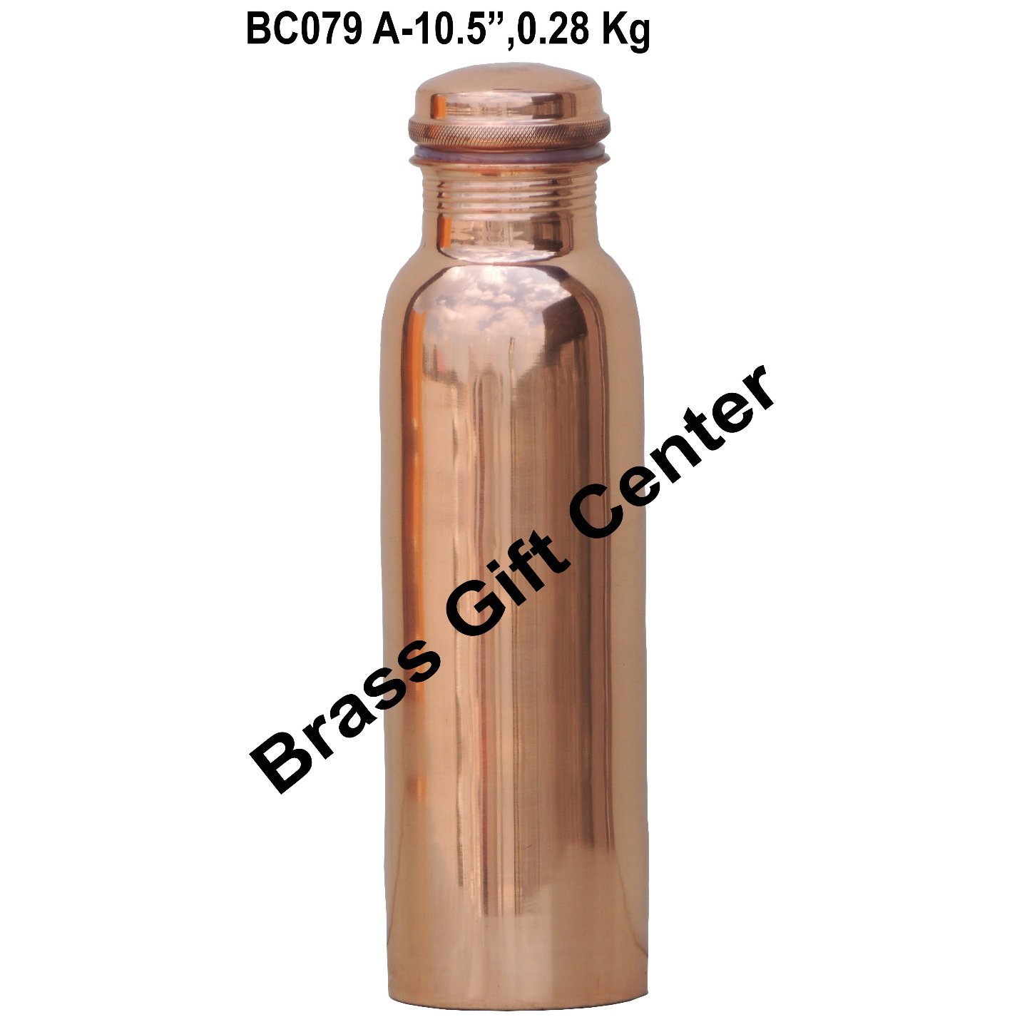 Copper Bottle Plain (BC079 A)