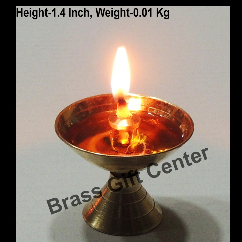 Brass Piyali Deepak Diya - 1.50.61.4 F645 X