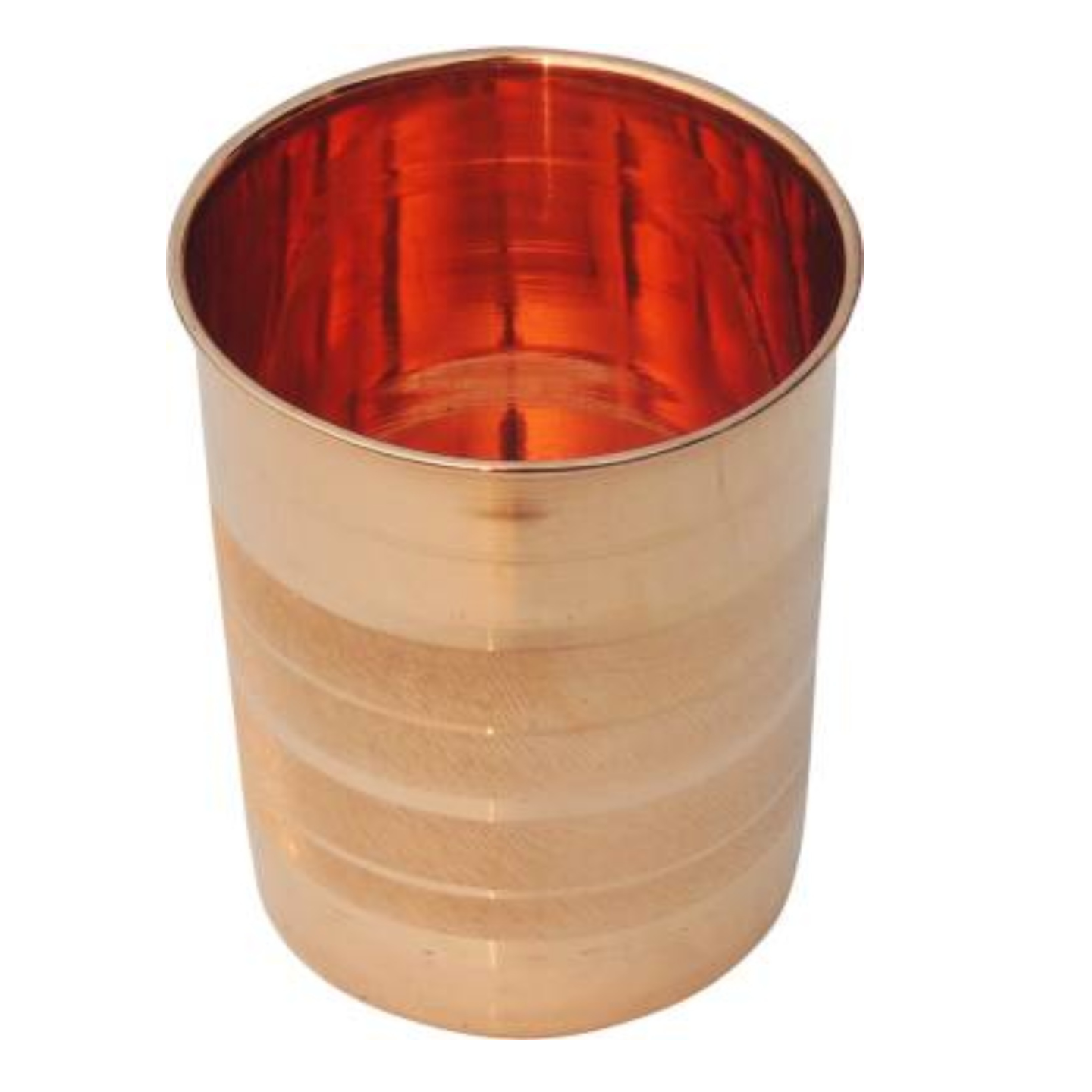 Pure Copper Glass 300 Ml (BC104 A)