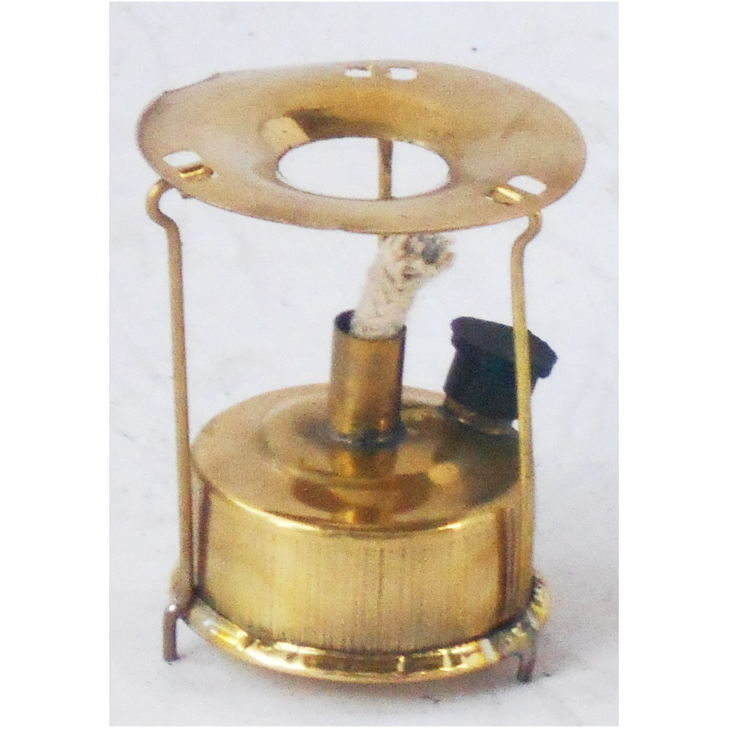 Brass Oil Burner Miniature Toy For Children Playing - 2*2*2.5 Inch (Z354 C)