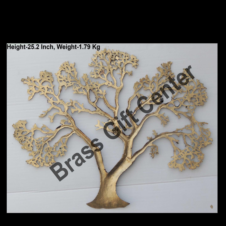 Wall Decorative Aluminium Tree - 32 Inch  Z123 F