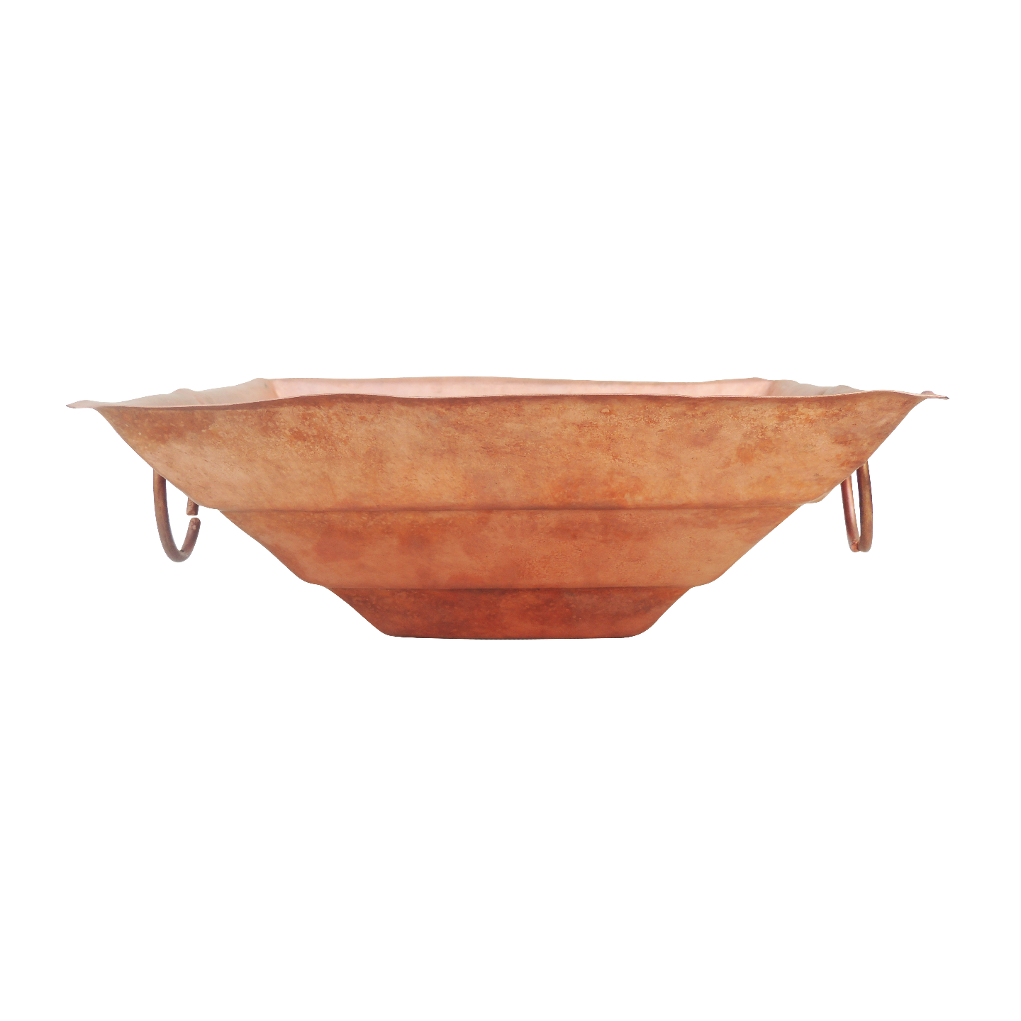 Copper Hawankund  Pooja Purpose - 12 Inch Z294 L