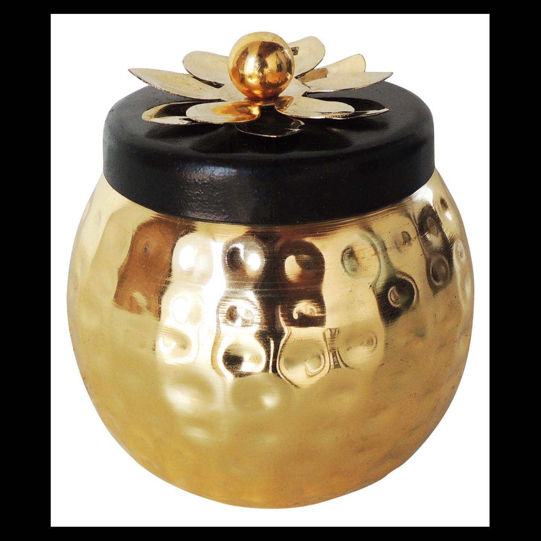 Decorative Iron Candy Box - 4.2 Inch (A3825/4.5)