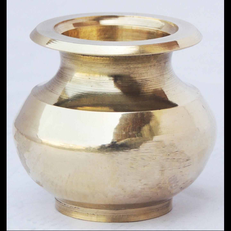 Brass Small Lota - 3 Inch Z454 A