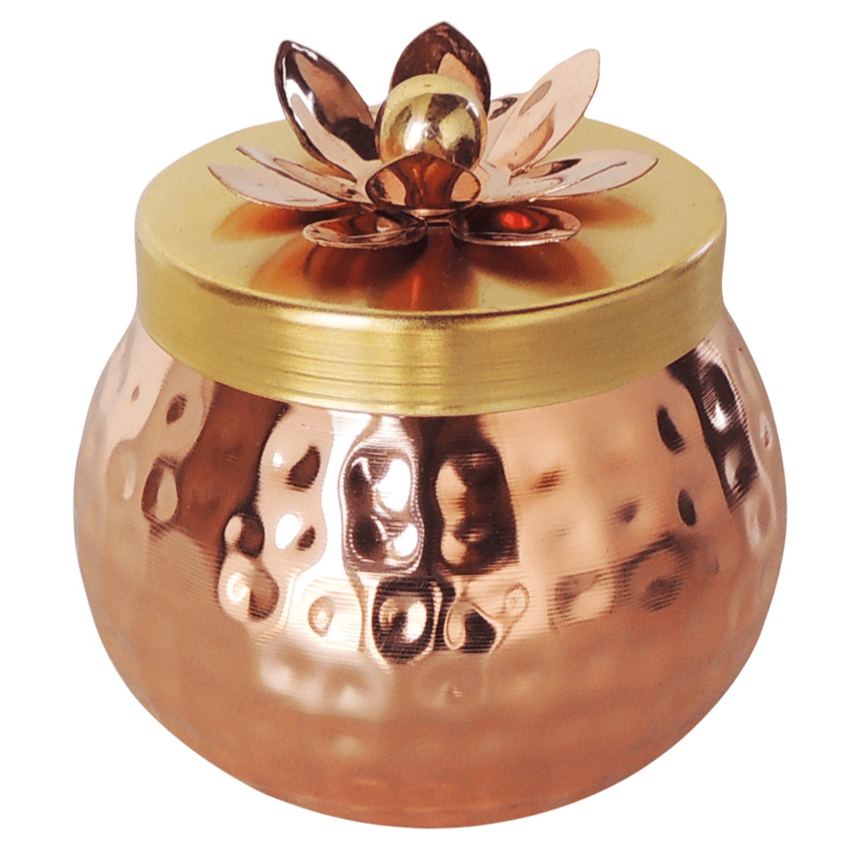 Decorative Iron Candy Box - 4.2 Inch (A3801/3.5)