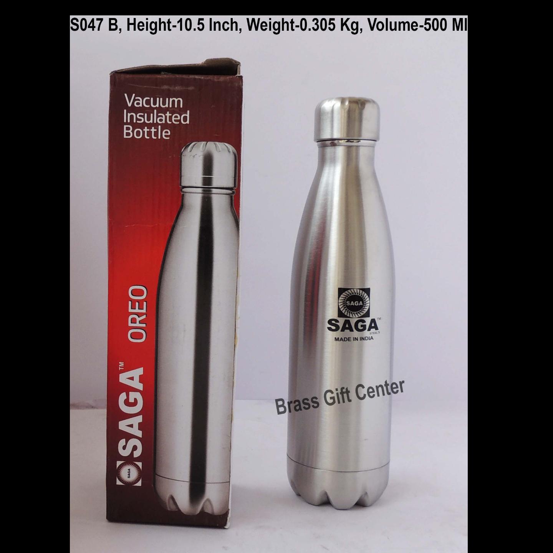 Vacume Oreo Bottle 500 ml S047 B