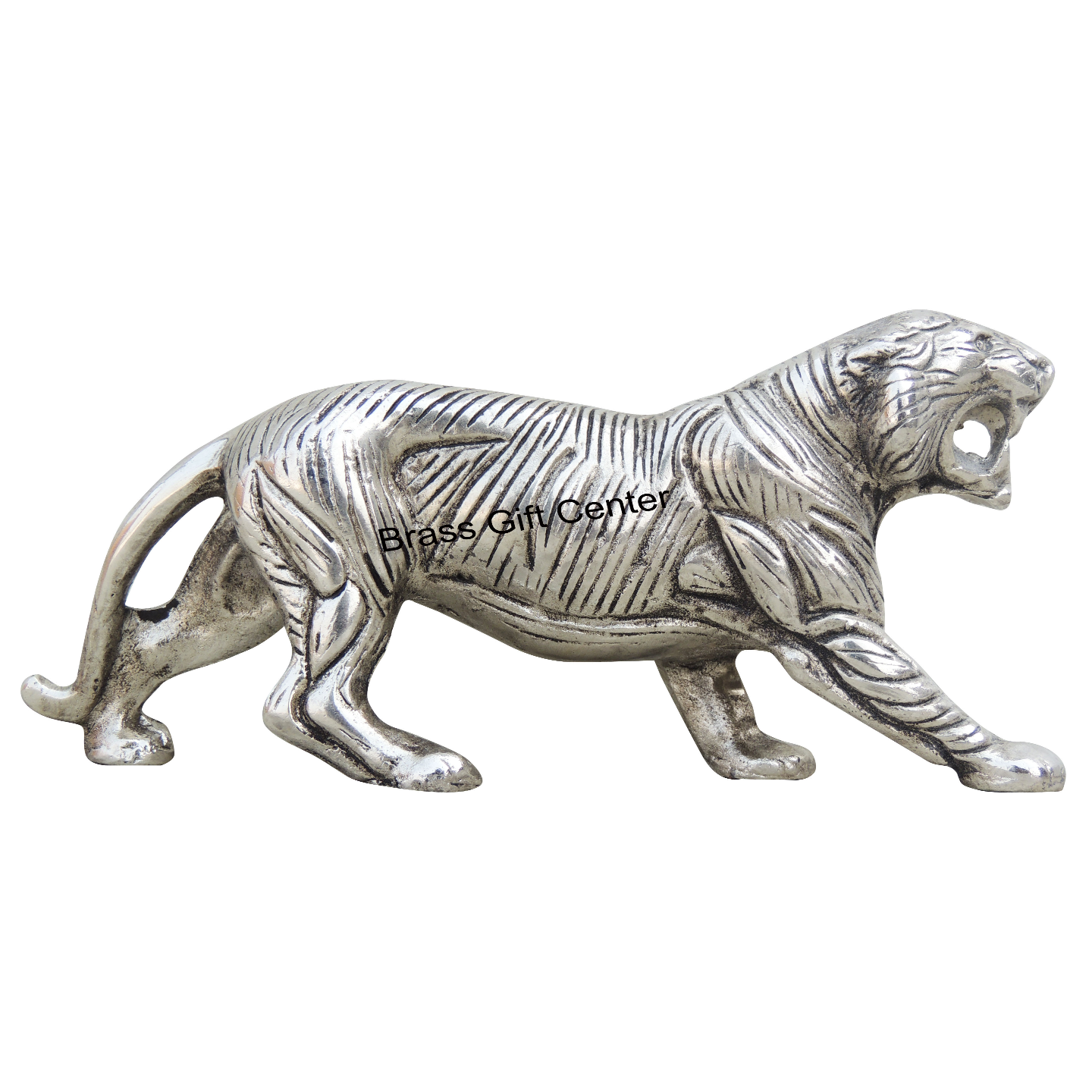 Metallic Tiger Silver Antique Finish - 8.82.23.7 Inch AS245 S