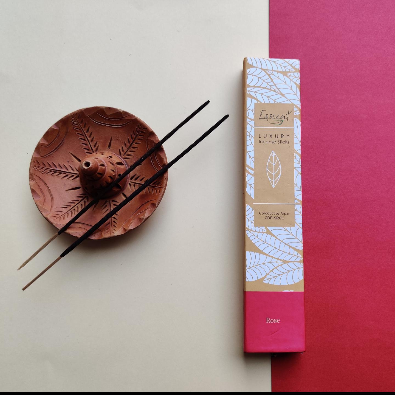 Incense Sticks - Rose