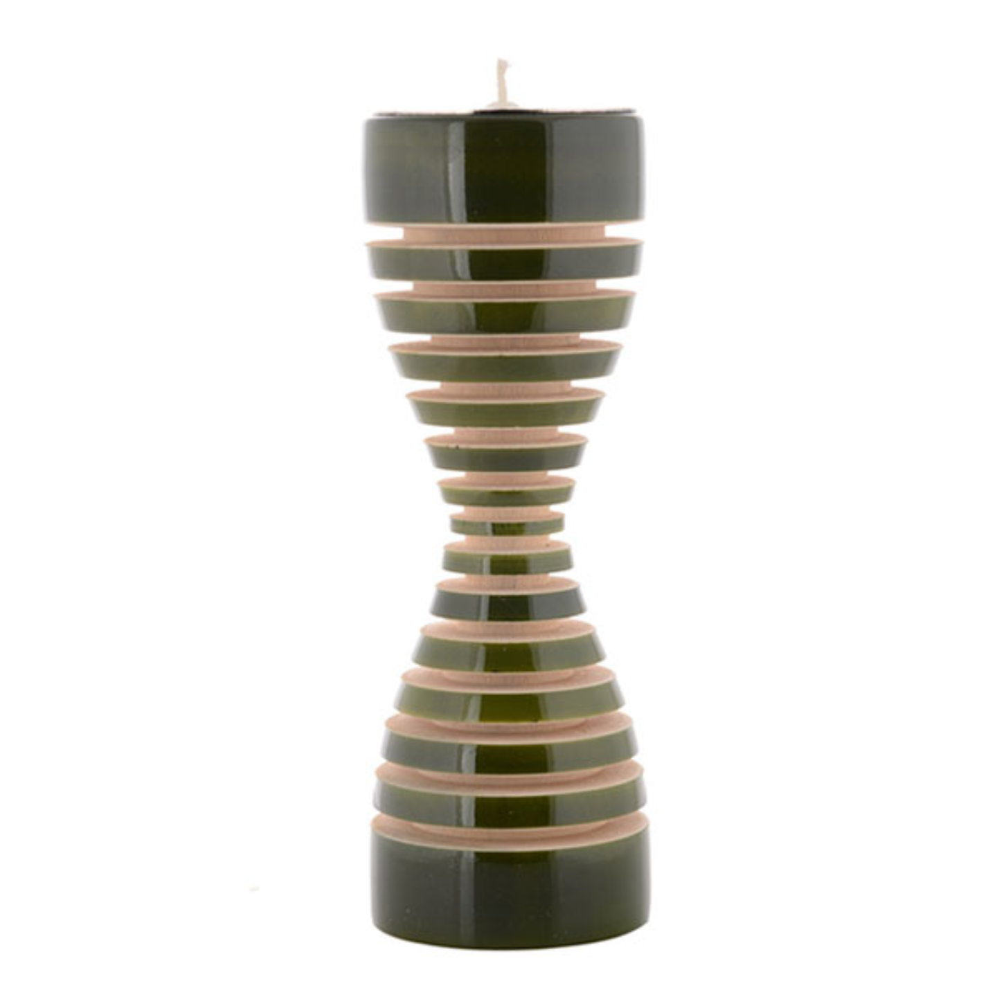 Lune Candle Stand - Olive
