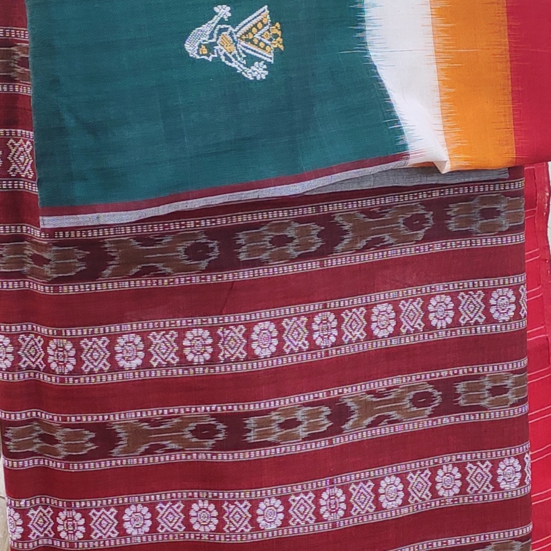 Saree - Orissa Bomkai