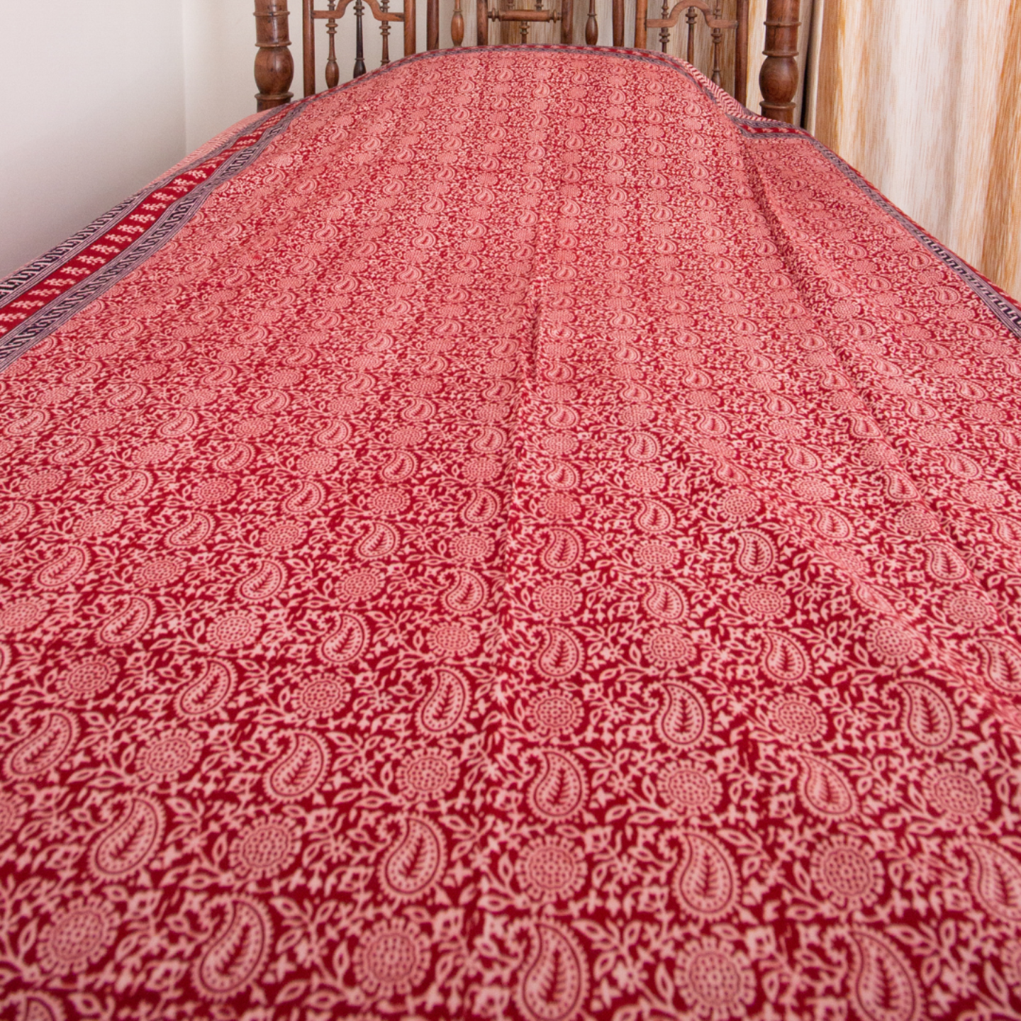 Bed cover - Bagh Print