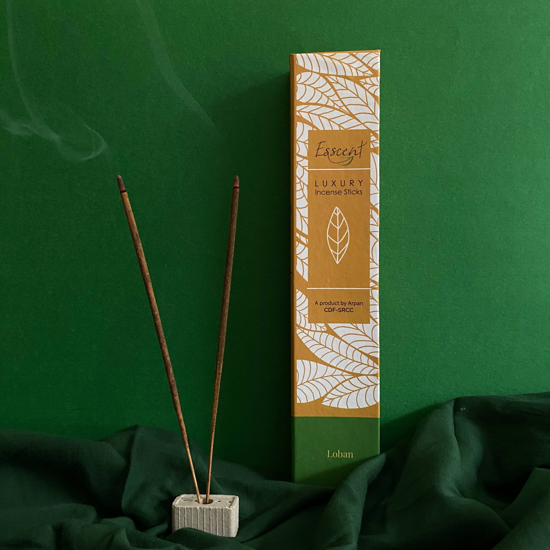 Incense Sticks - Loban