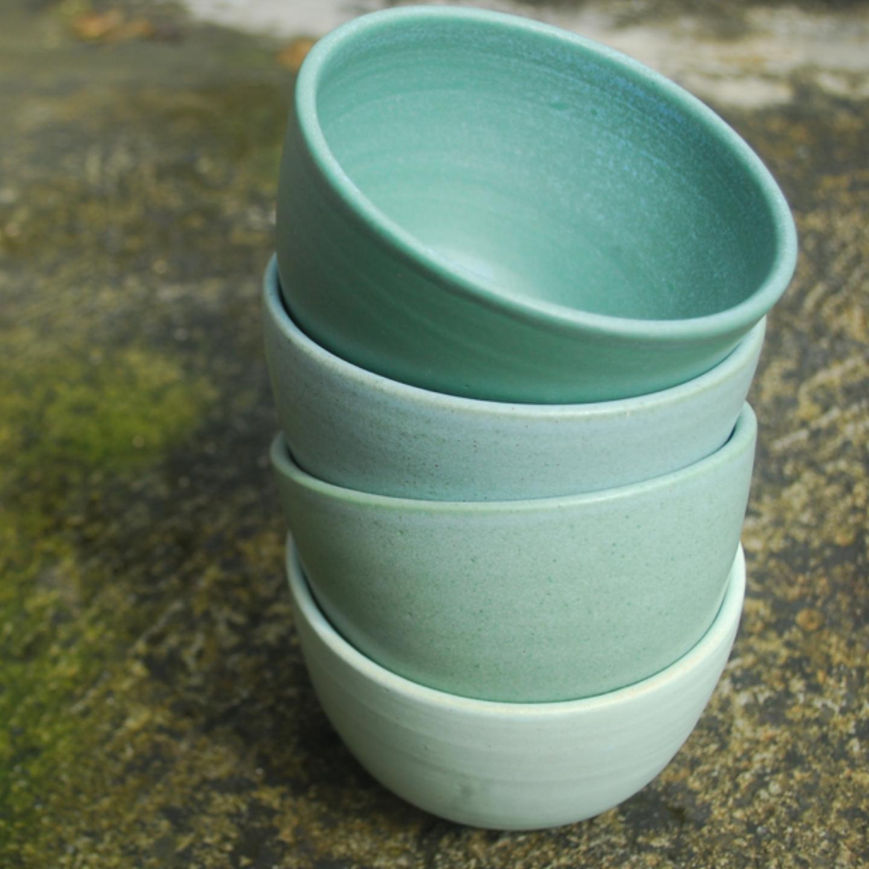 Ceramic Curd Bowl