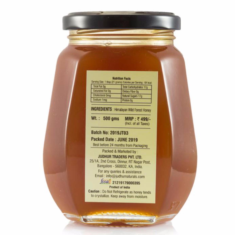 Himalayan Wild Forest Honey Organic