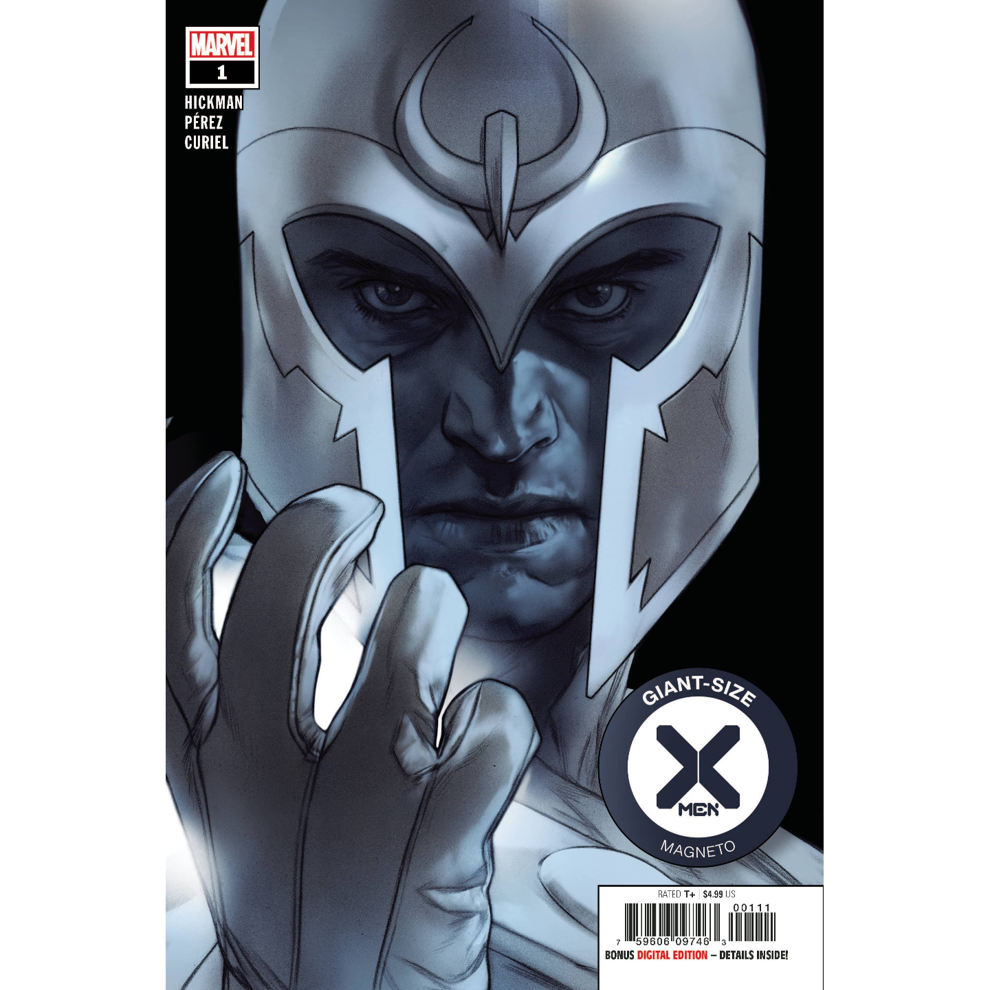 GIANT-SIZE X-MEN MAGNETO #1 DX