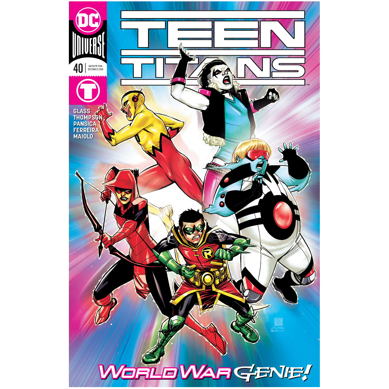 TEEN TITANS 40