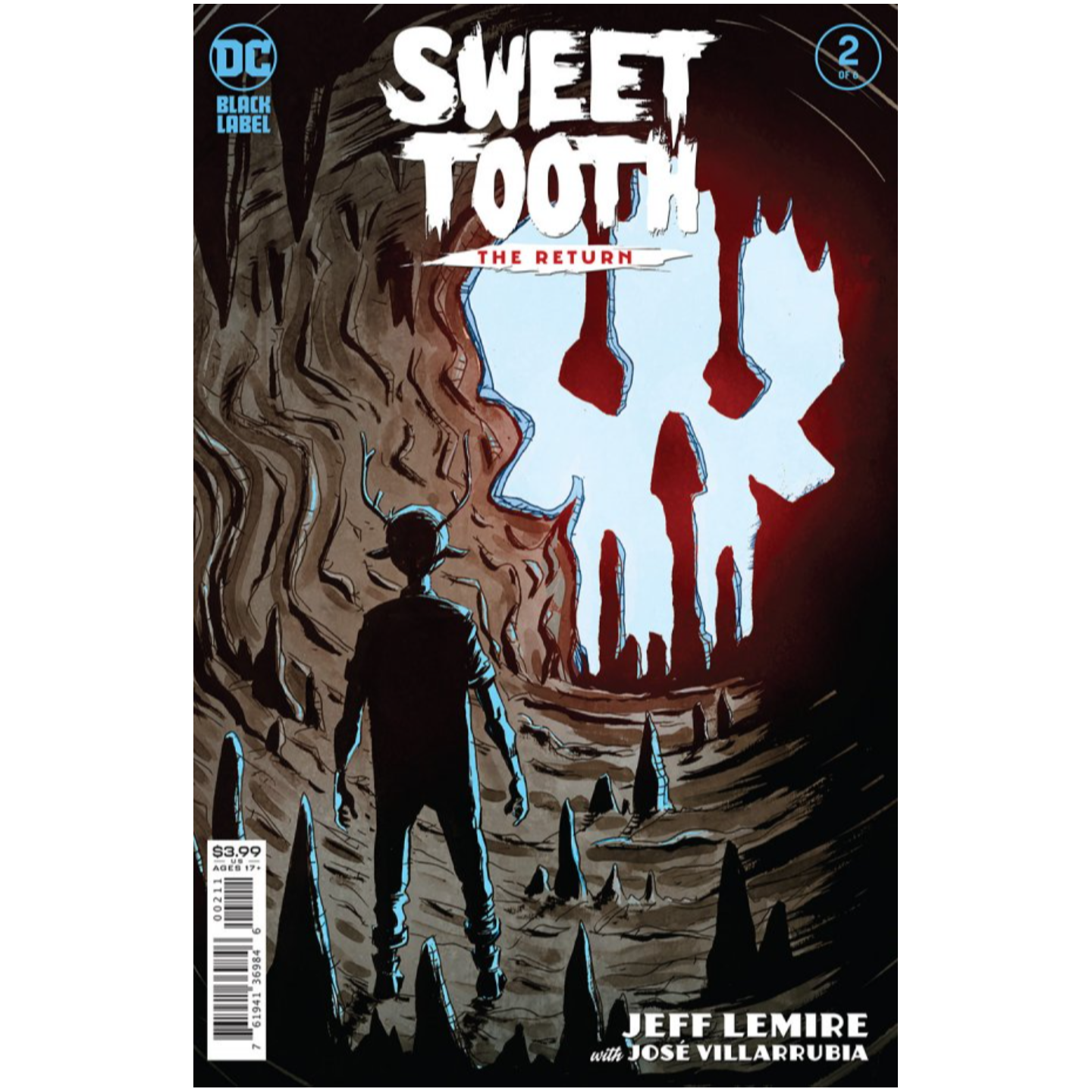 SWEET TOOTH THE RETURN #2 (OF 6) (MR)