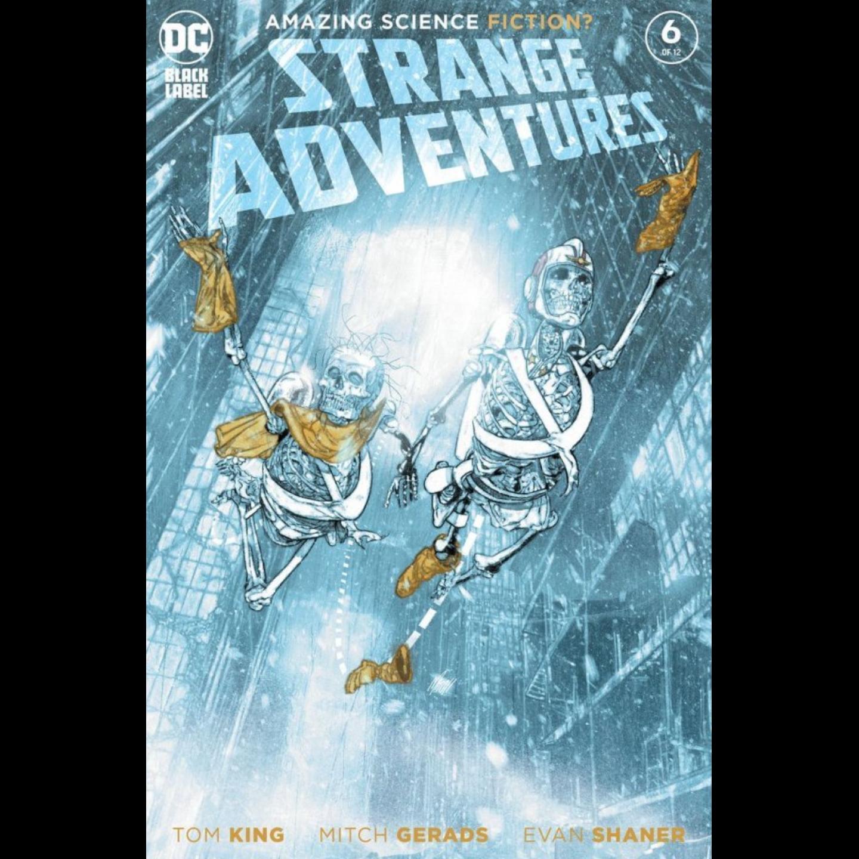 STRANGE ADVENTURES #6 (OF 12) CVR A MITCH GERADS (MR)