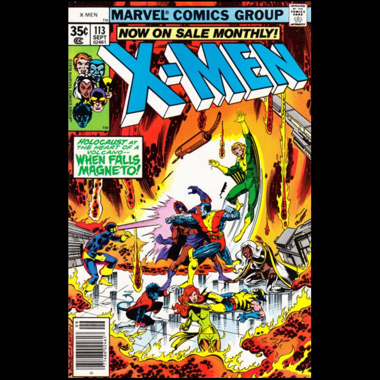UNCANNY X-MEN #113