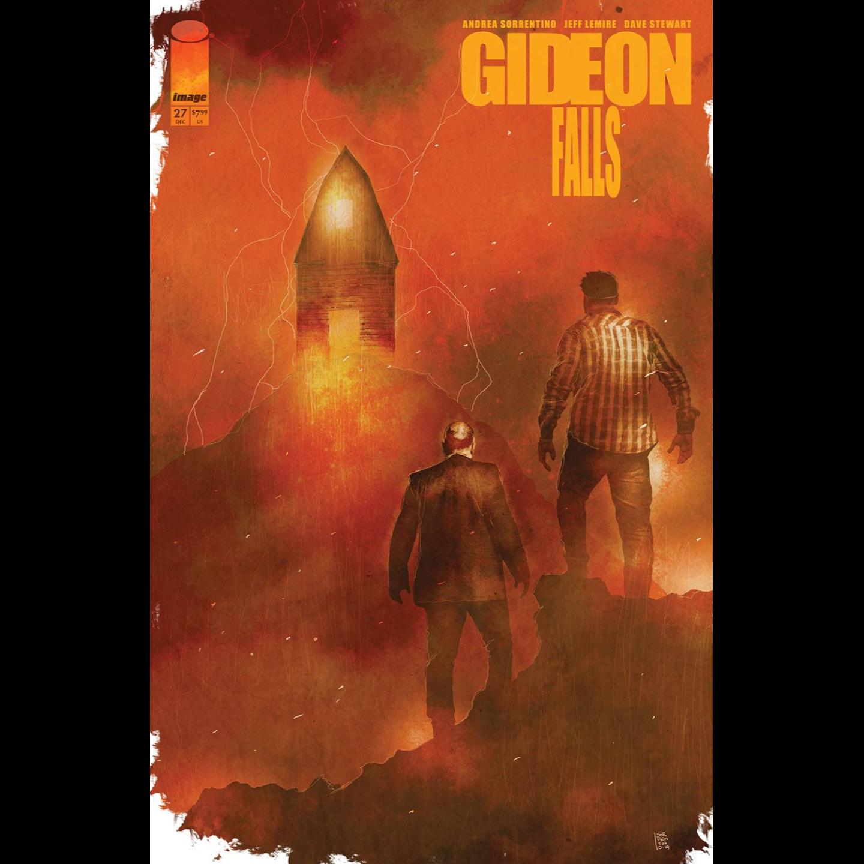 GIDEON FALLS #27 CVR A SORRENTINO & STEWART (MR)