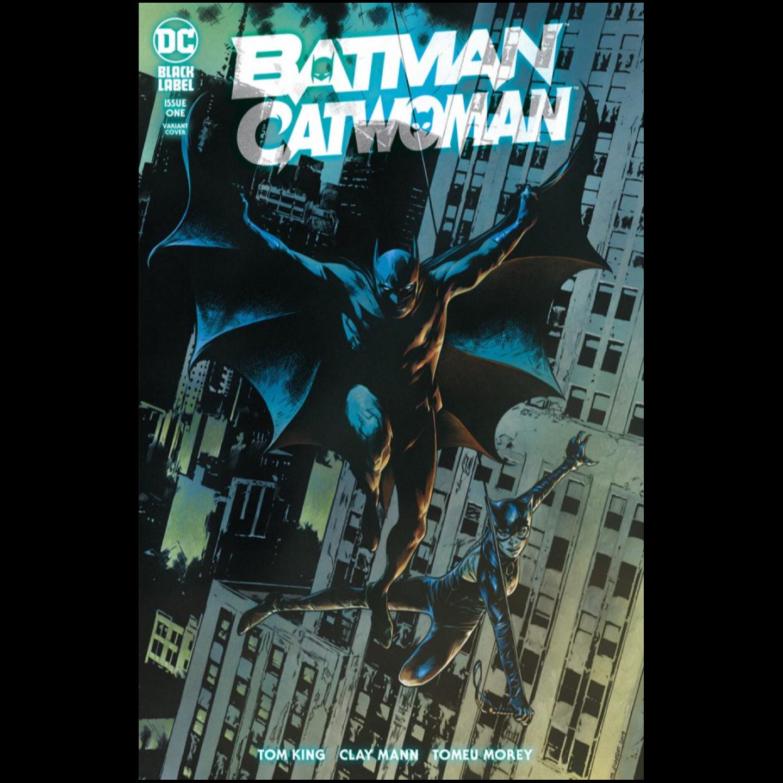 BATMAN CATWOMAN #1 (OF 12) CVR C TRAVIS CHAREST VAR