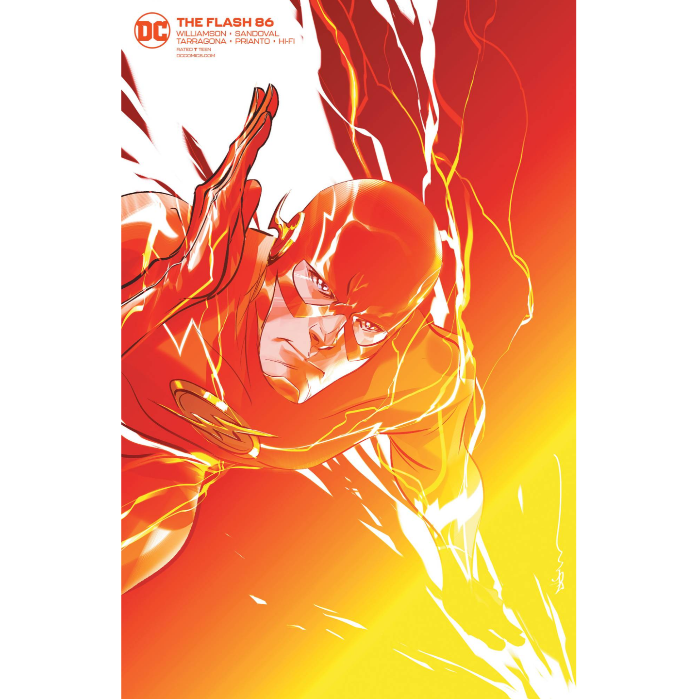 FLASH #86 - DUSTIN NGUYEN VARIANT