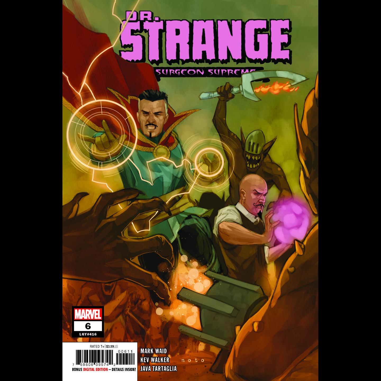 DR STRANGE #6