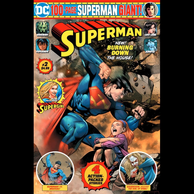 SUPERMAN GIANT 2