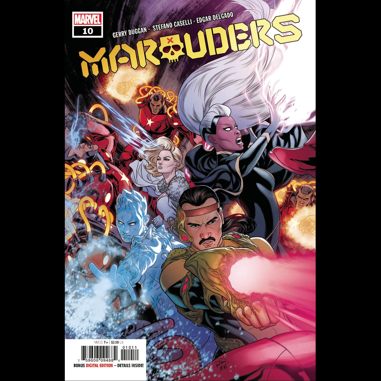 MARAUDERS #10