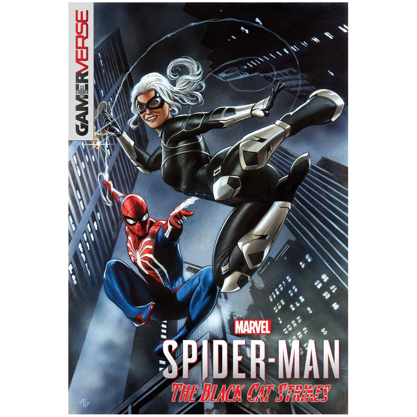 SPIDER-MAN: BLACK CAT STRIKES #1 - GRANOV GAME VAR