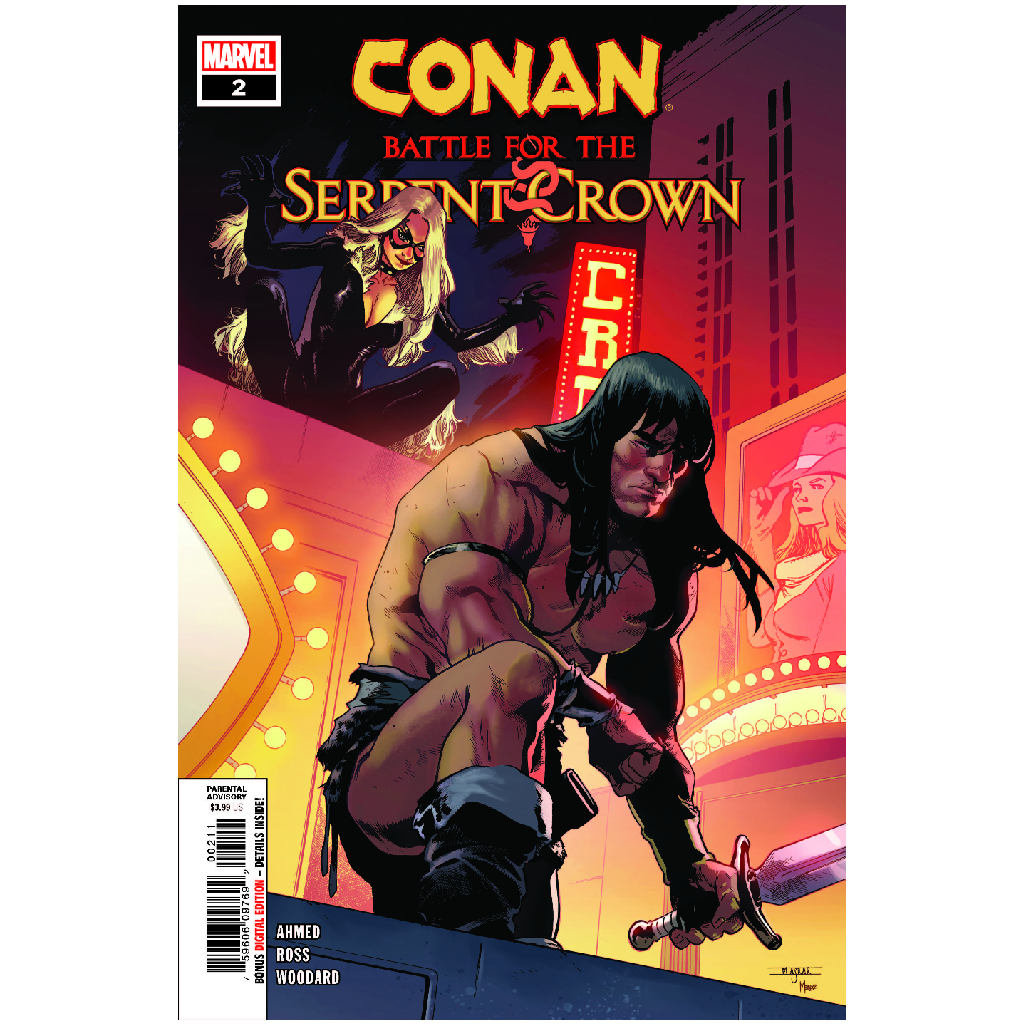 CONAN BATTLE FOR SERPENT CROWN #2 (OF 5)