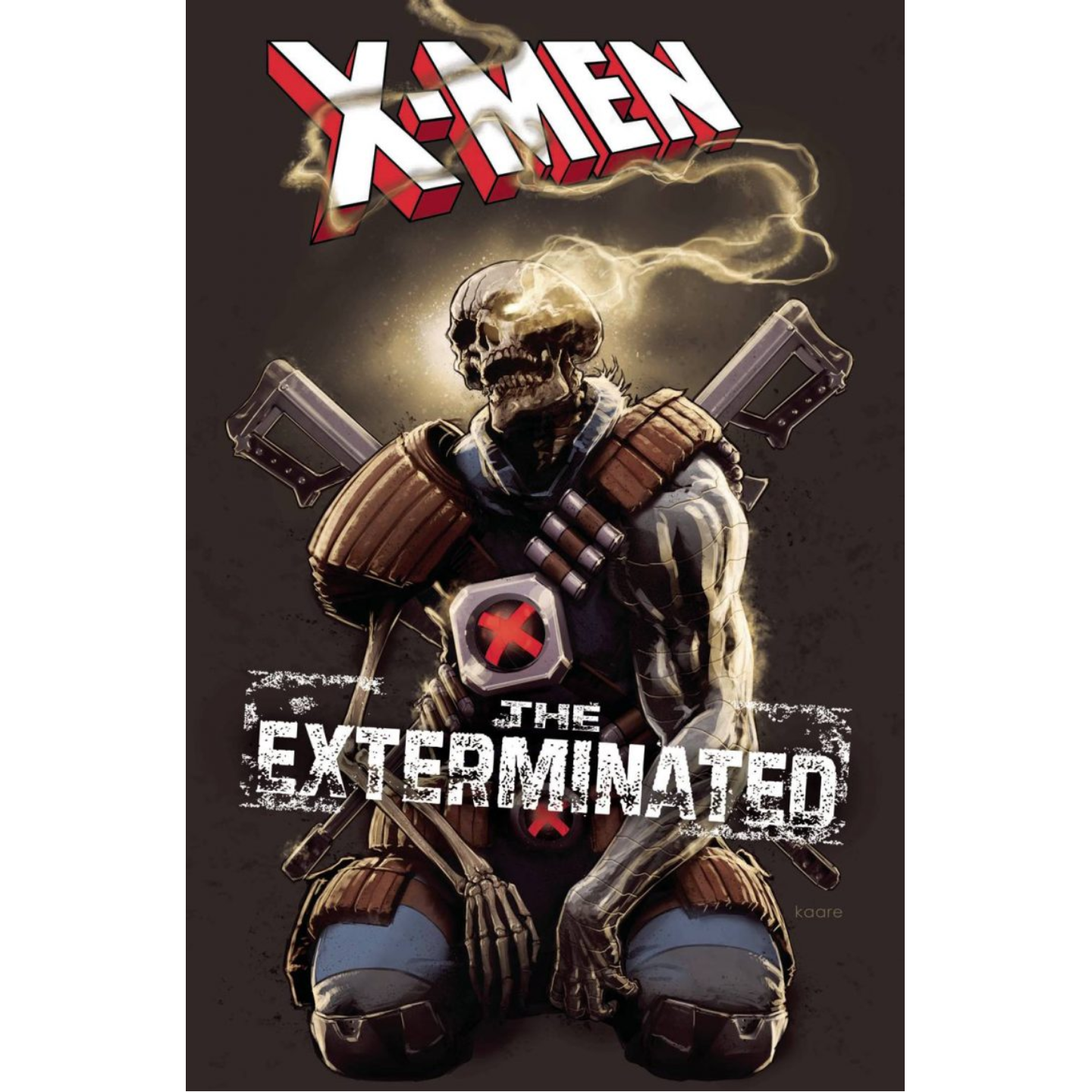 X-MEN THE EXTERMINATED #1 - ANDREWS VARIANT