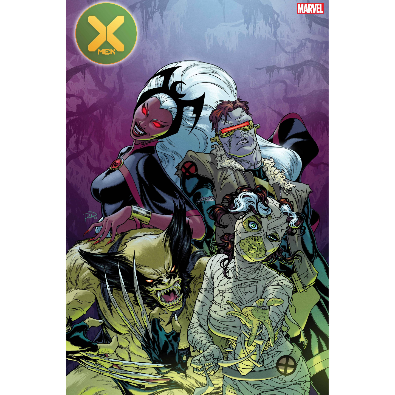 X-MEN #13 DAUTERMAN LEGION X-MONSTERS HORROR VAR XOS