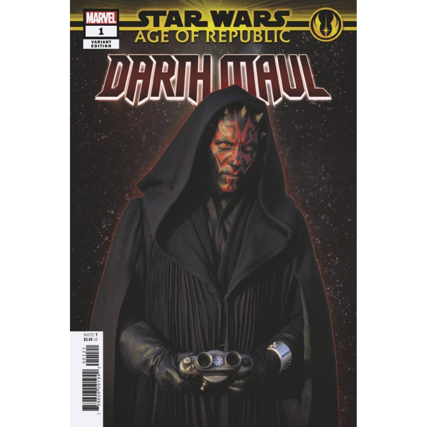 STAR WARS: AGE OF THE REPUBLIC - DARTH MAUL - MOVIE VAR