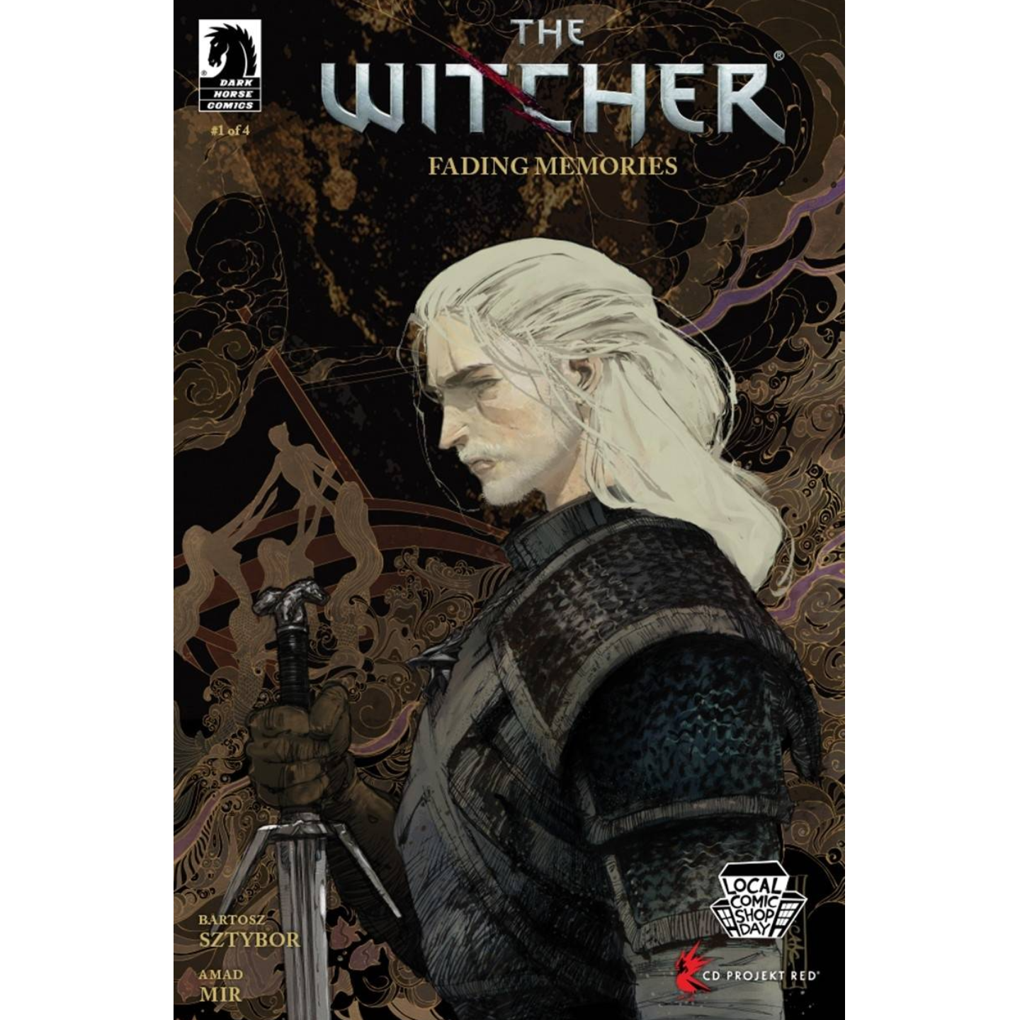 WITCHER FADING MEMORIES #1 (OF 4) CVR A (RES)