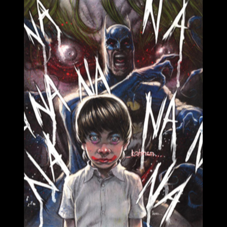 BATMAN THE SMILE KILLER #1 KAARE ANDREWS VAR ED (MR)