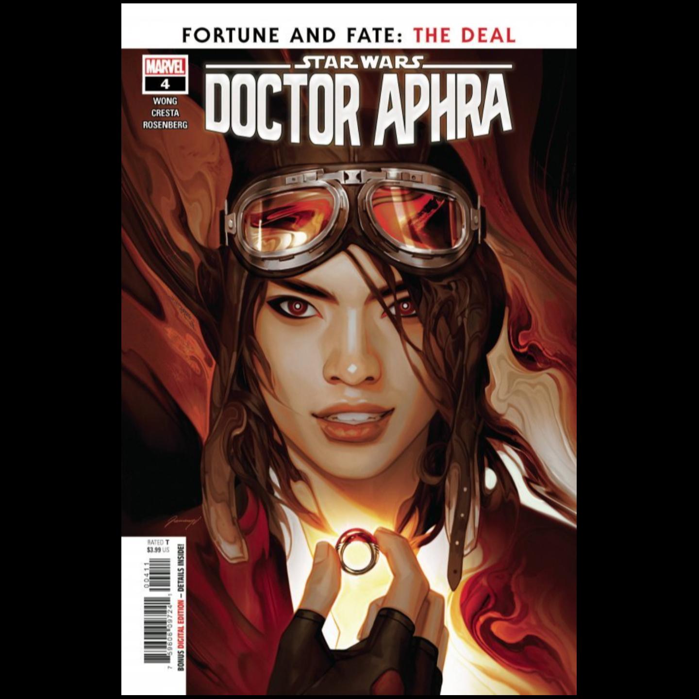 STAR WARS DOCTOR APHRA #4