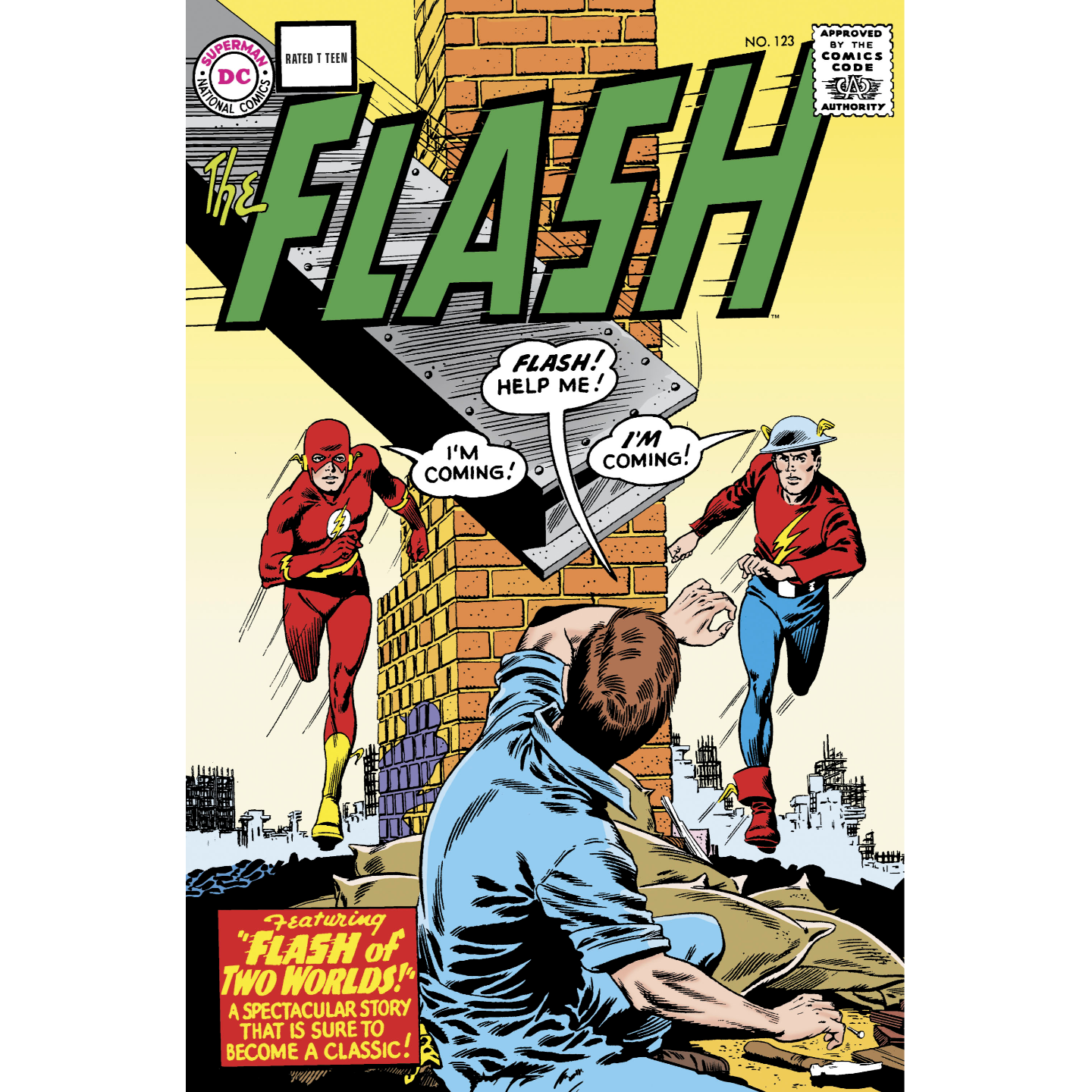 FLASH 123 FACSIMILE EDITION