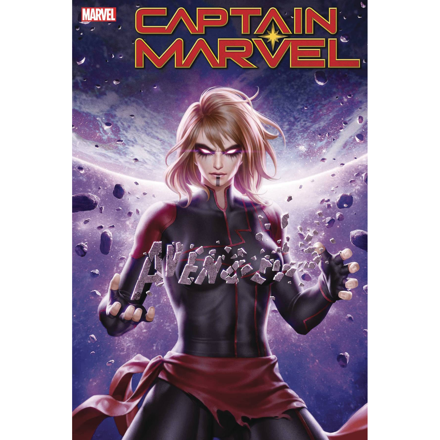CAPTAIN MARVEL #12 - YOON VAR